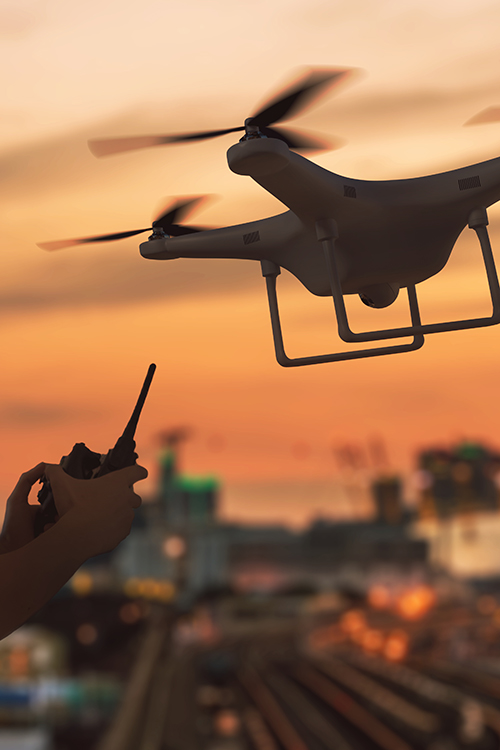Be a Drone Defender