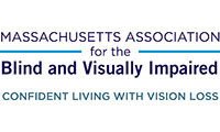 Massachusetts Association for the Blind and Visually Impaired logo