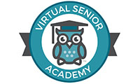 Virtual Senior Academy logo
