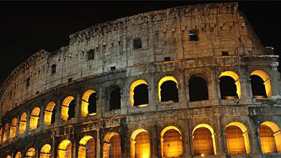 Rome, Italy Coliseum