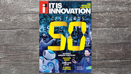 January/February 2017 i3 Cover Issue