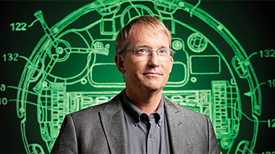 iRobot Founder Colin Angle