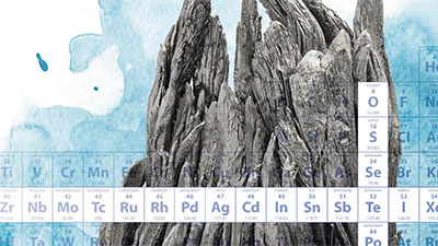 Mountain and Periodic Table