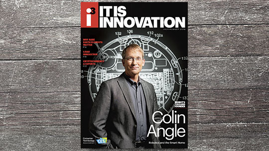 i3 July/August 2018 Cover Issue