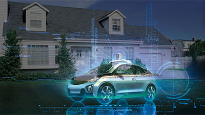 Cars Integrated with a Smart Home