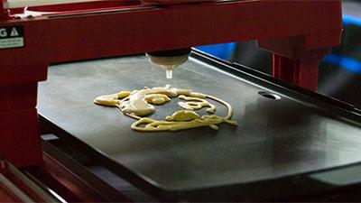3-D Printed Pancake