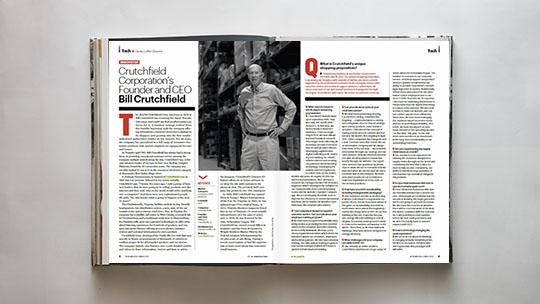 i3 Nov/Dec 2020 magazine spread