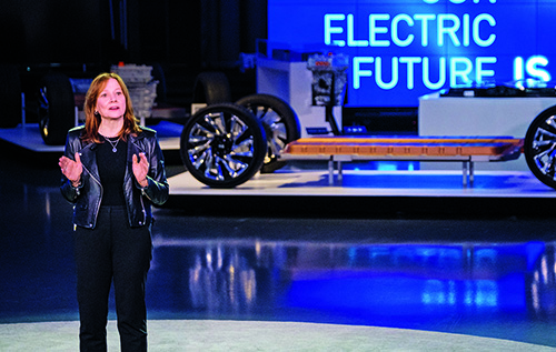 The New Mobility: Redefining the Auto Industry