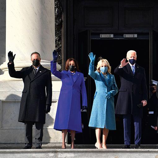 Biden administration inauguration