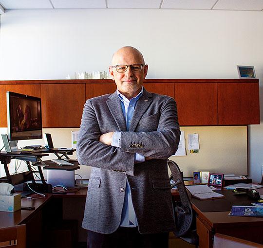 Omron Healthcare CEO Ranndy Kellogg