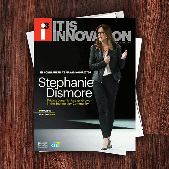i3 magazine September/October 2021 cover