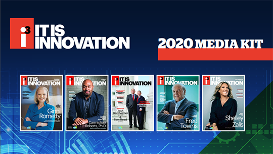 It Is Innovation 2020 Media Kit