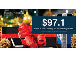 $97.1 billion in tech spending projected fro the 2019 holiday season
