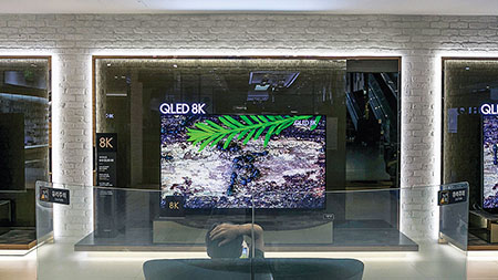 CTA Launches Industry-Led 8K Ultra HD Display Definition, Logo Program