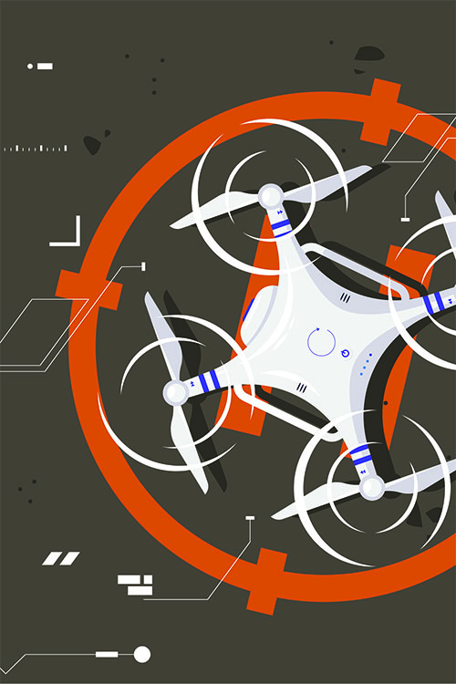 Drone Innovation Depends on Forward-Looking Policies