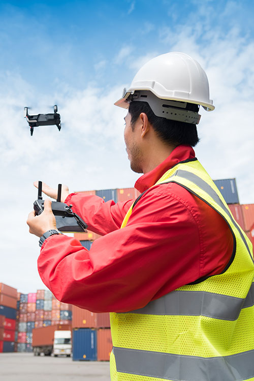 Most U.S. Consumers Support Professional Drone Use, Says CTA