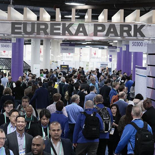 Eureka Park at CES 2020