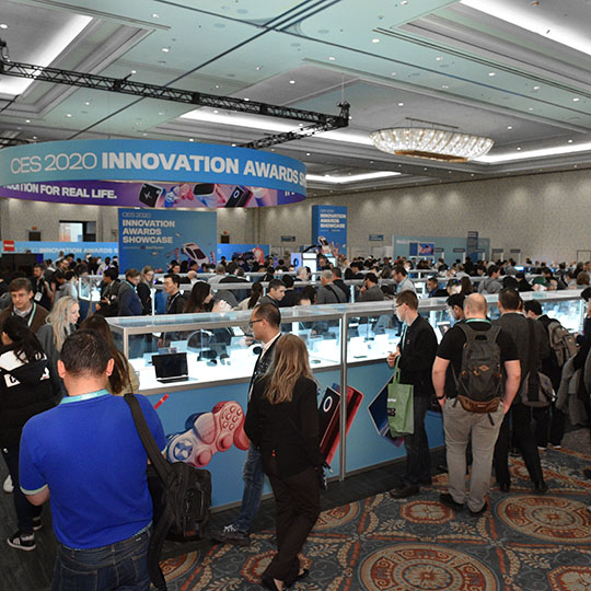 CES 2020 Innovation Awards Showcase