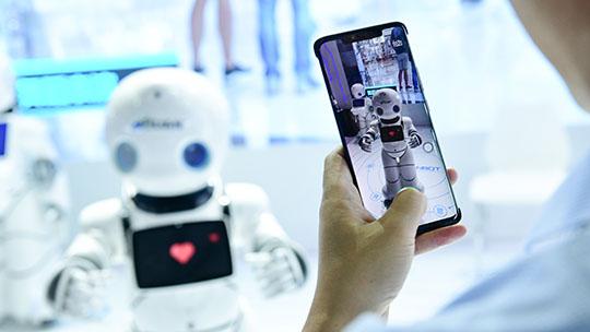 CES Asia 2019 Robotics