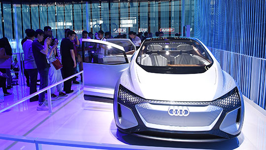 Vehicle Technology at CES Asia 2019